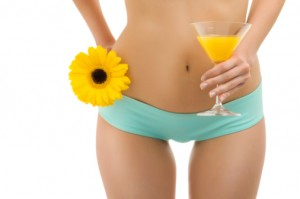 Body flower and juice