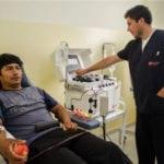 Donan plasma inmune para curar la fiebre hemorrágica argentina