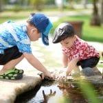 Los beneficios de la actividad física en la infancia