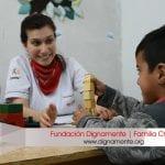 Fundación Dignamente: nutrir la infancia #FundaciónDignamente