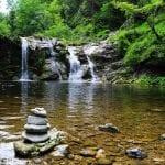 Precauciones ante la crecida de ríos serranos
