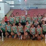 Mamis Básquet de #BandaNorte: deporte y recreación