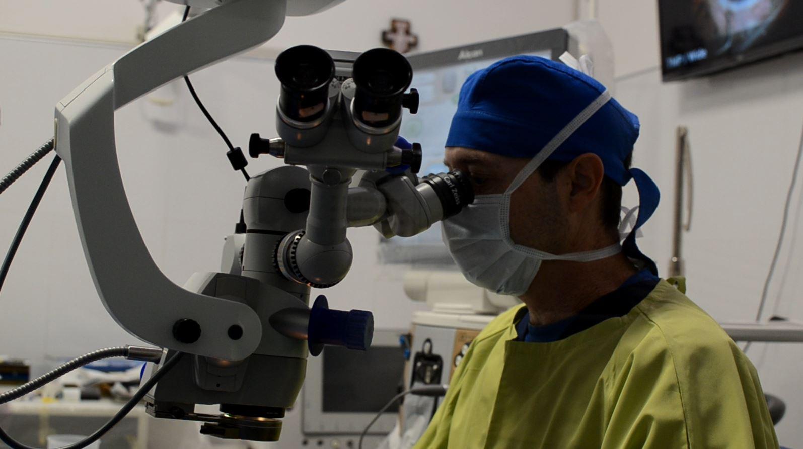 ¡Chau lentes! La experiencia de una exitosa cirugía